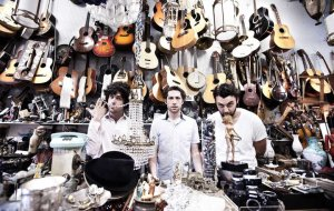 Mini Mansions - Photo courtesy of Mini Mansions