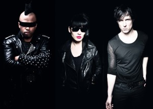 Atari Teenage Riot - Photo courtesy of Atari Teenage Riot