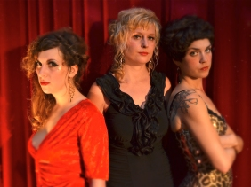 The Sandwitches - Photo by Aaron Paul