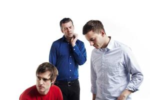 Battles - Photo courtesy of Battles