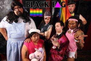 Black Fag - Photo by Stewart Dean Ebersole