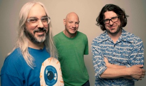 Dinosaur Jr. - Photo by Brantley Gutierrez