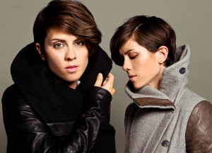 Tegan and Sara - Photo courtesy of Tegan and Sara