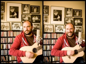 David Bazan - Photo by Christy Byrd