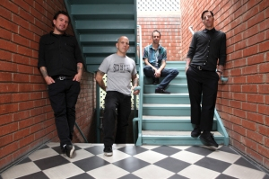 The Bouncing Souls - Photo courtesy of The Bouncing Souls
