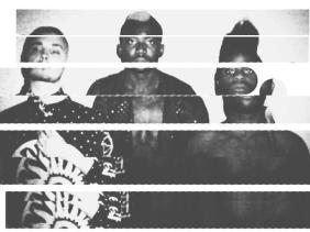 Young Fathers - Photo courtesy of Young Fathers