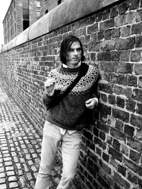Anton Newcombe - Photo courtesy of Anton Newcombe