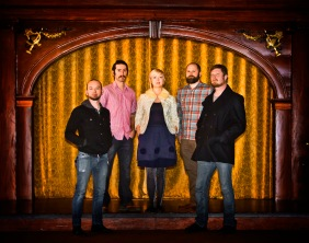 Murder By Death - Photo by Greg Whitaker